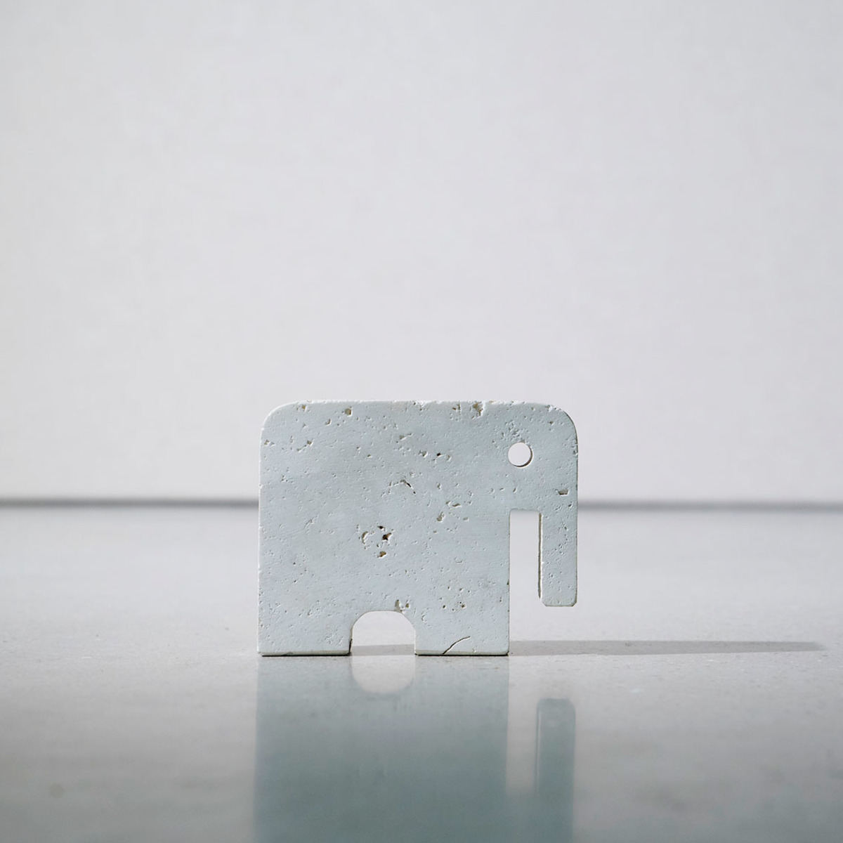 Set of 3 Elephants by Fratelli Mannelli