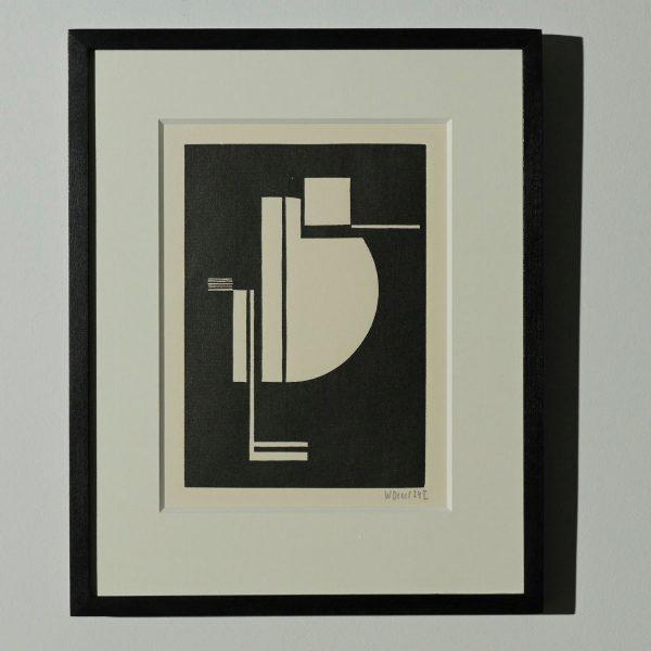 'Untitled' by Walter Dexel