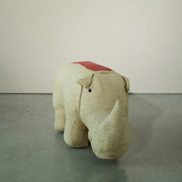 Rhinoceros by Renate Müller