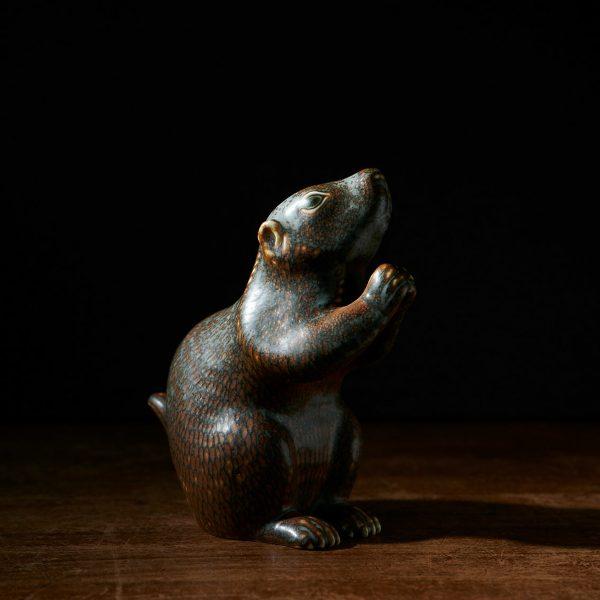 Squirrel by Gunnar Nylund