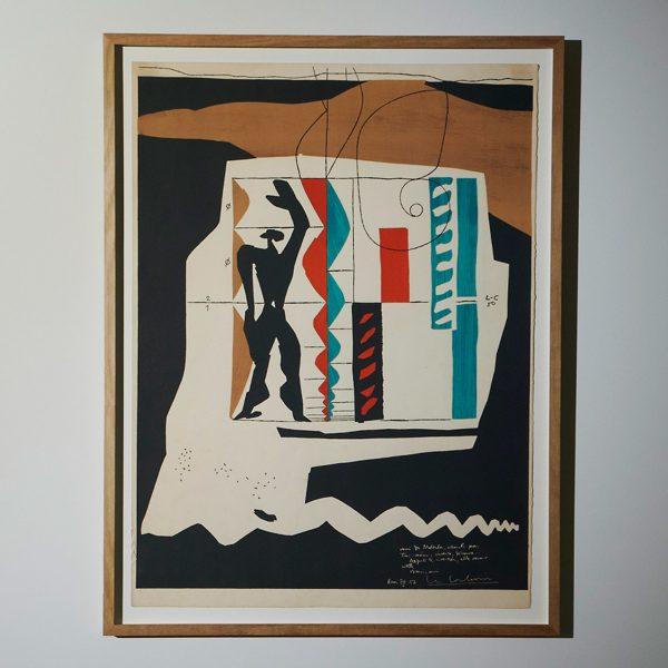 'Modulor' by Le Corbusier