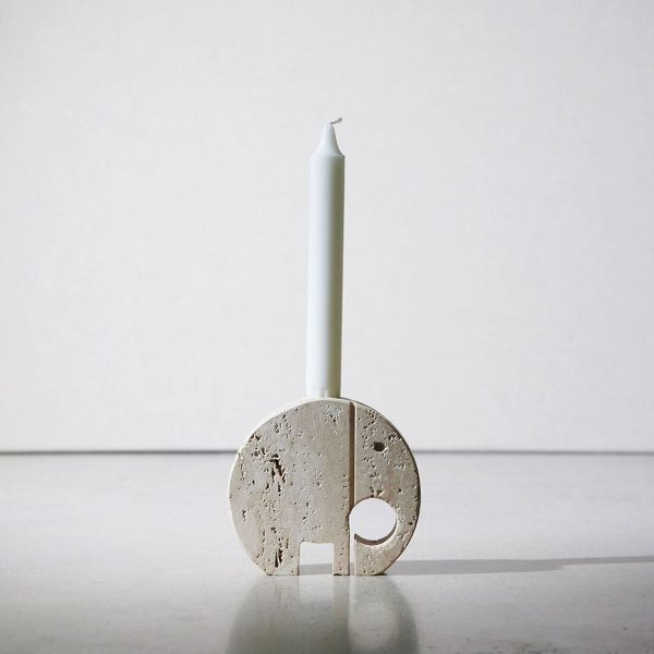 Candle holder elephant by Fratelli Mannelli