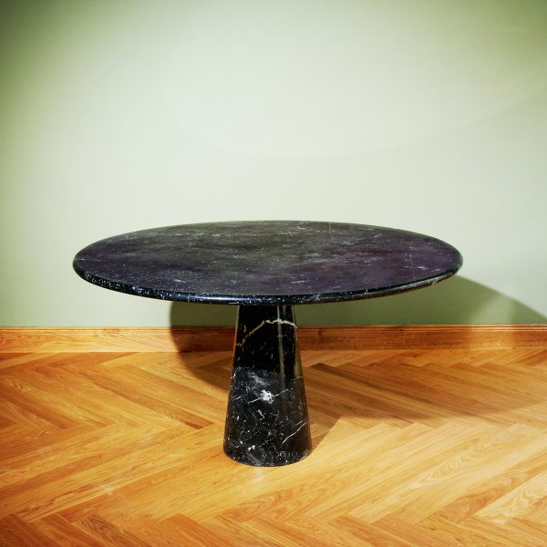 Italian Marble Dining Table by Angelo Mangiarotti