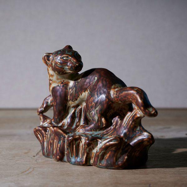 Hermelin by Knud Kyhn