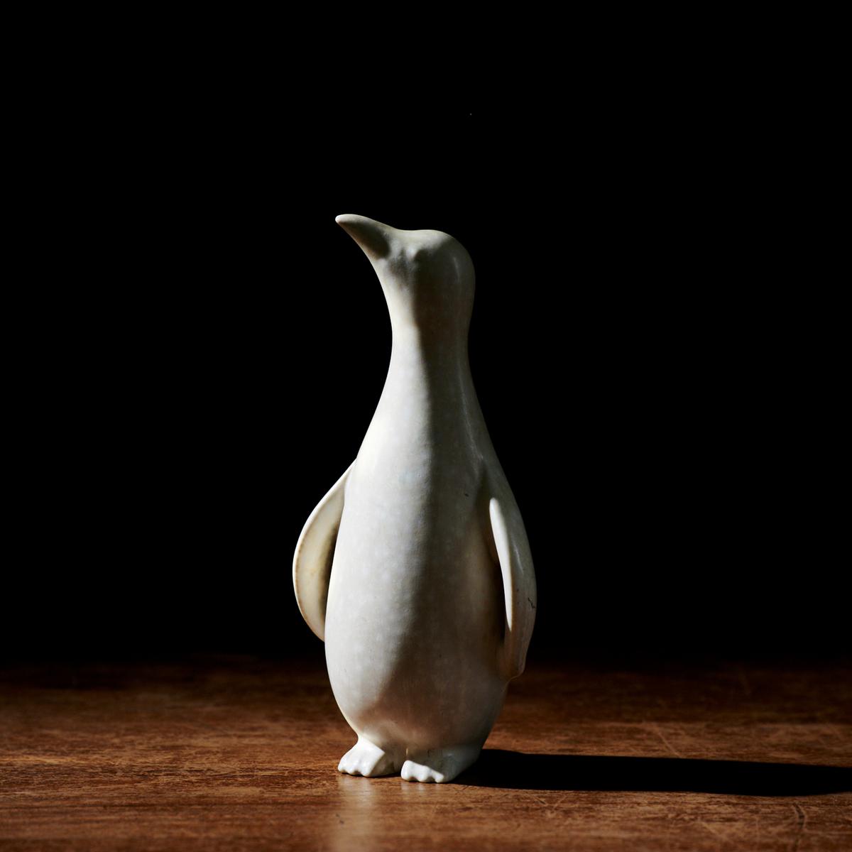 Penguin by Gunnar Nylund