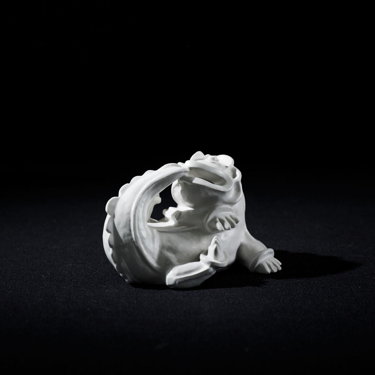 'Drakvalp' figurine by Wilhelm Kåge