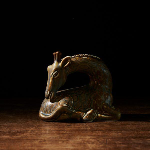Giraffe by Gunnar Nylund