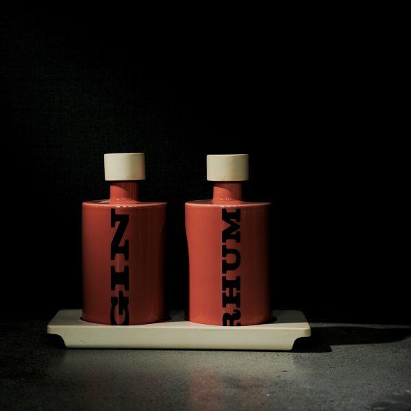 'Gin Rhum' bar set by Franco Pozzi