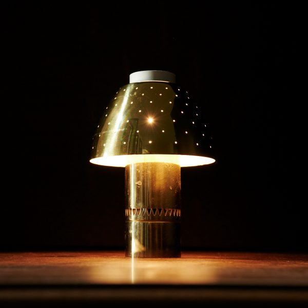 'TABLE LAMP, MODEL NO. B 221' BY HANS-AGNE JAKOBSSON